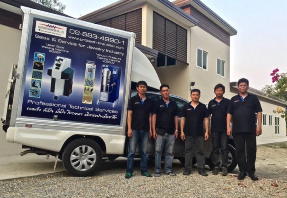 Protech Thailand - Meet the Staff
